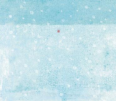 Dot in the blizzard