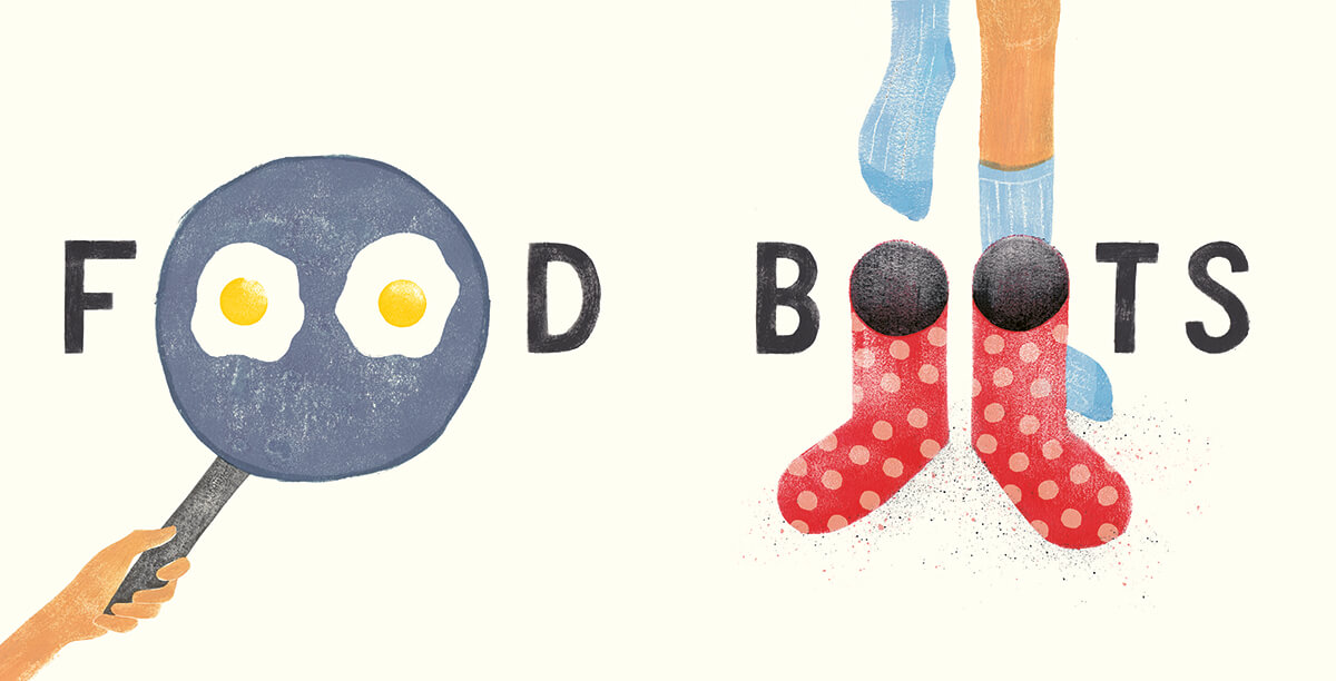 LOOK Food Boots Project