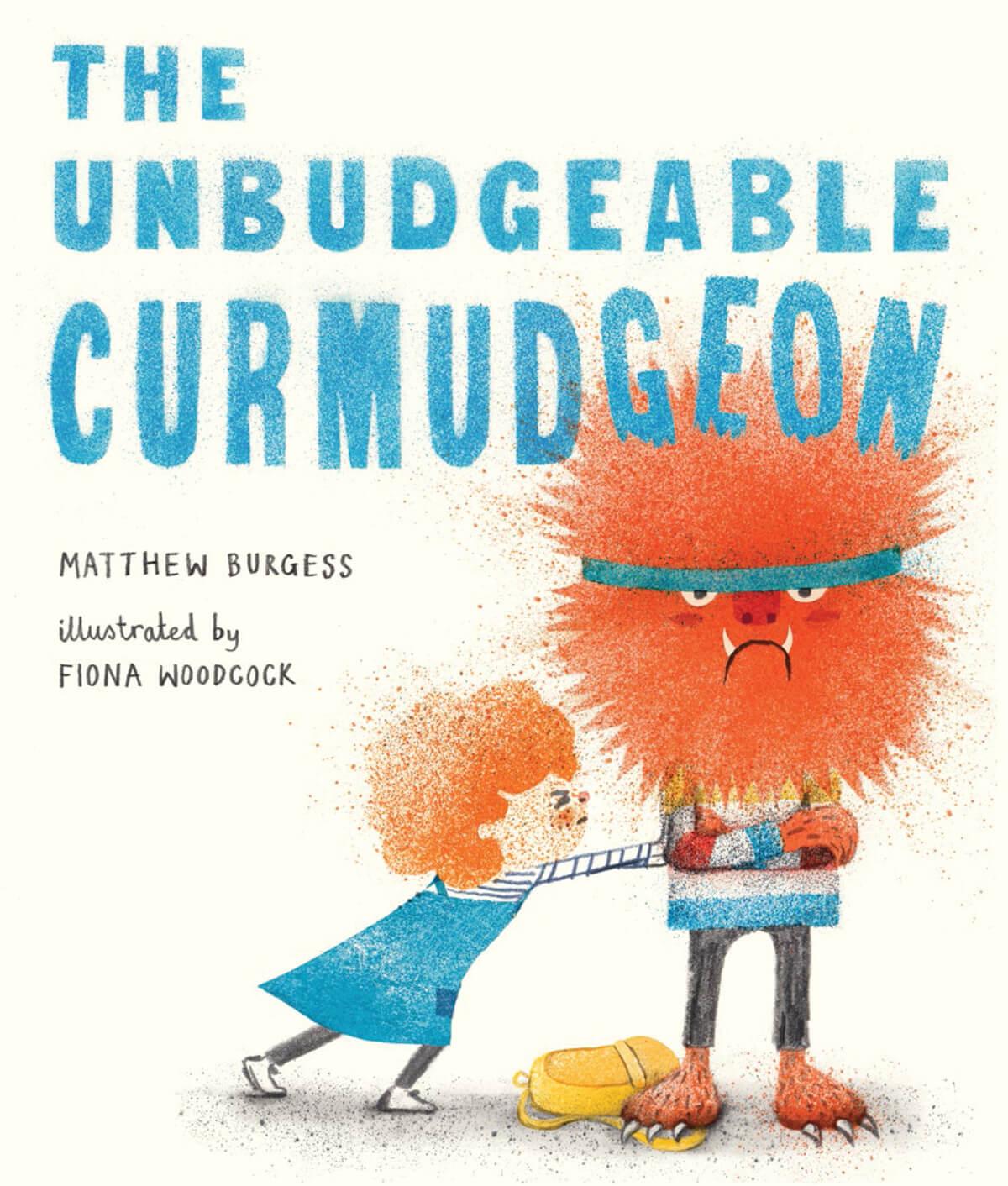 Unbudgeable Curmudgeon